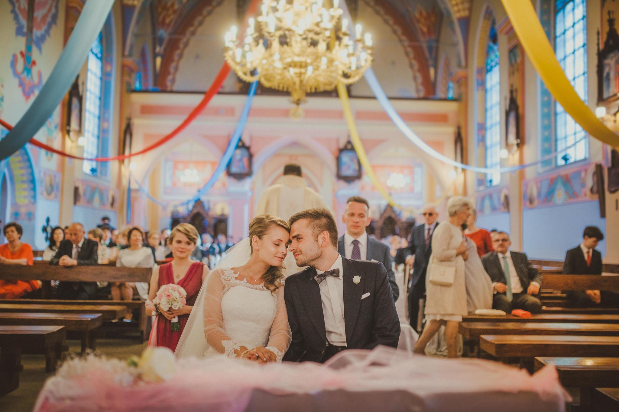 Michał i Paulina – Ślub w Szczawnicy
