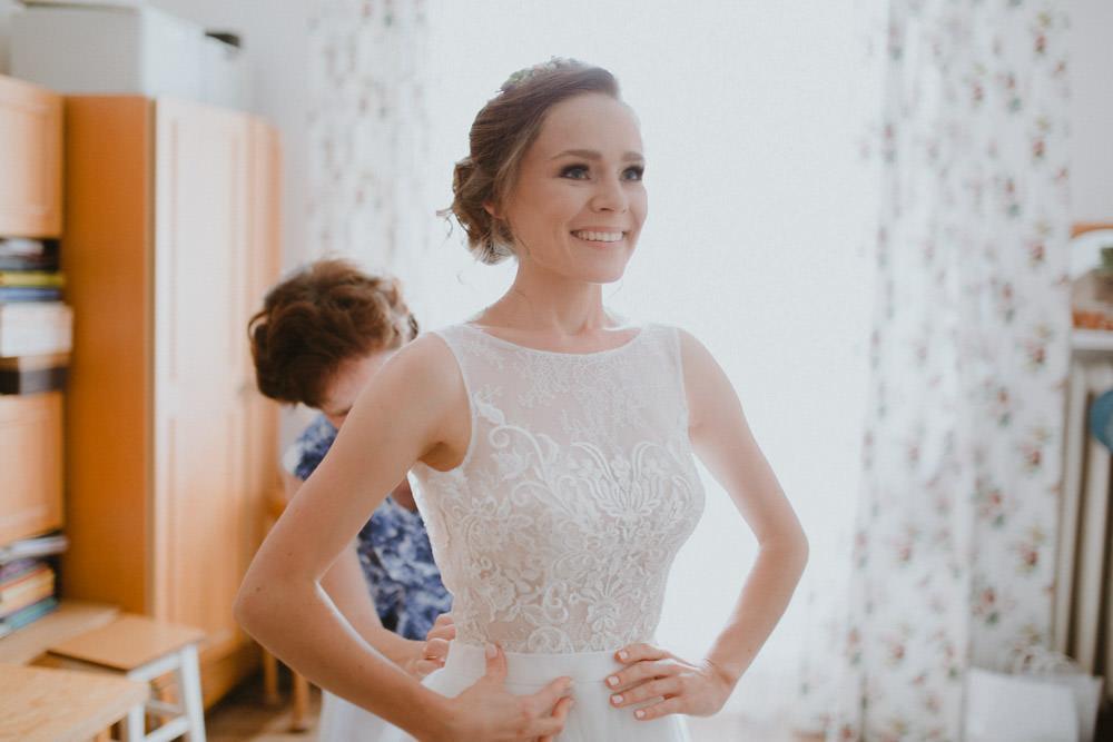 Anna i Kosma - Dzień ślubu 11