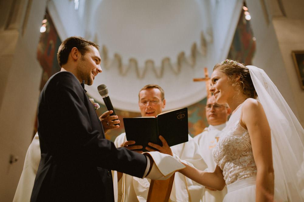 Anna i Kosma - Dzień ślubu 47