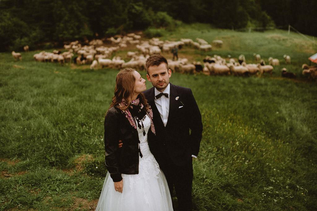 Michał i Paulina – górski plener 82