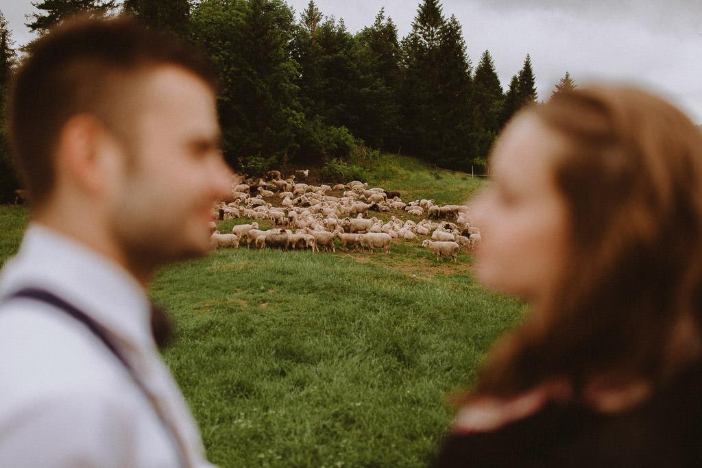 Michał i Paulina – górski plener 85