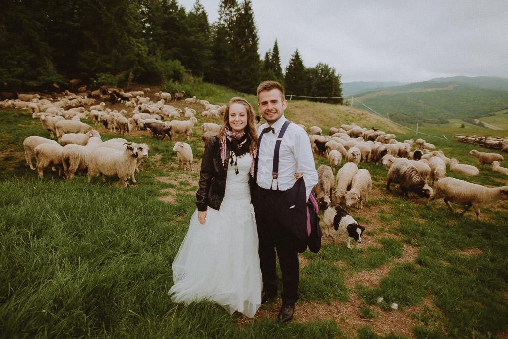 Michał i Paulina – górski plener 90