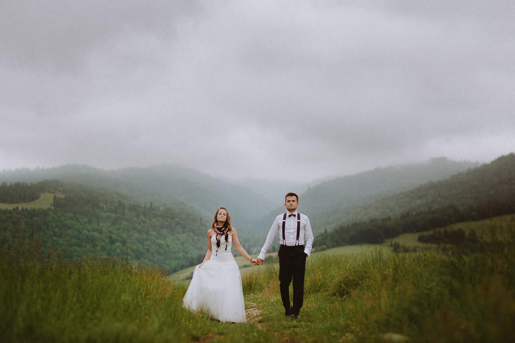Michał i Paulina – górski plener 94