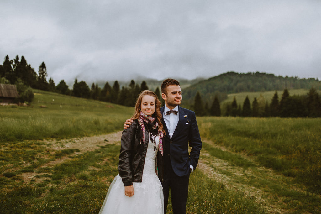 Michał i Paulina – górski plener 75