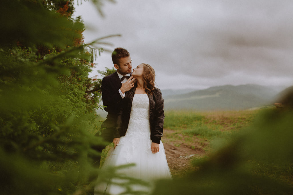 Michał i Paulina – górski plener 78