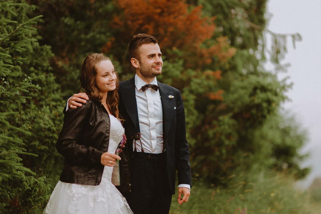Michał i Paulina – górski plener 80