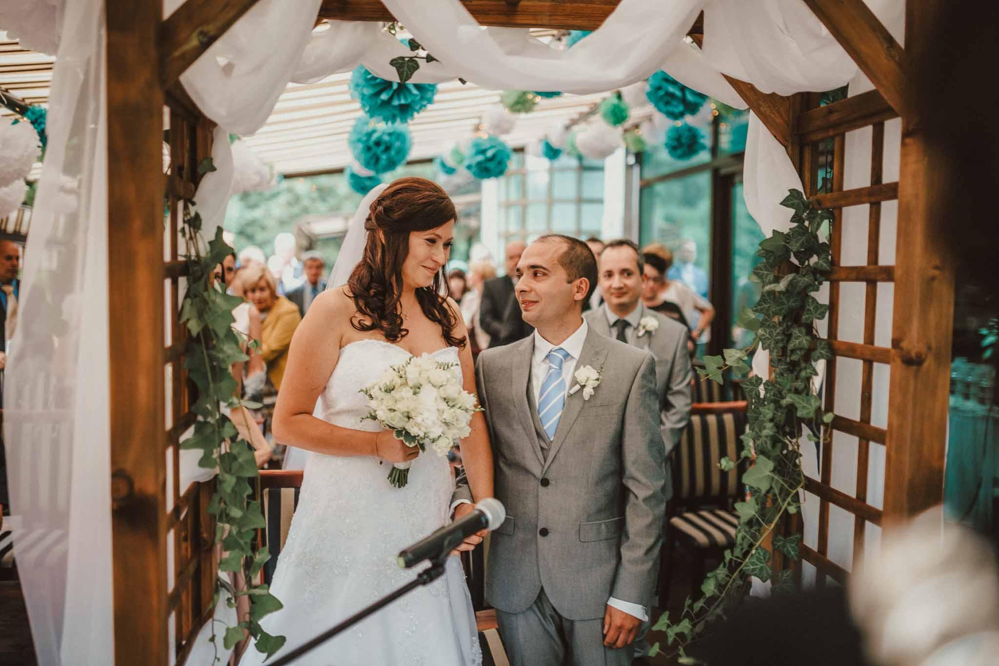 Magda i Nick – Dzień Ślubu