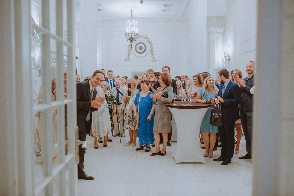 K + S, dzień ślubu, Hotel Polonia, Kościół św Stanisława BiM parafii Wojciecha 227