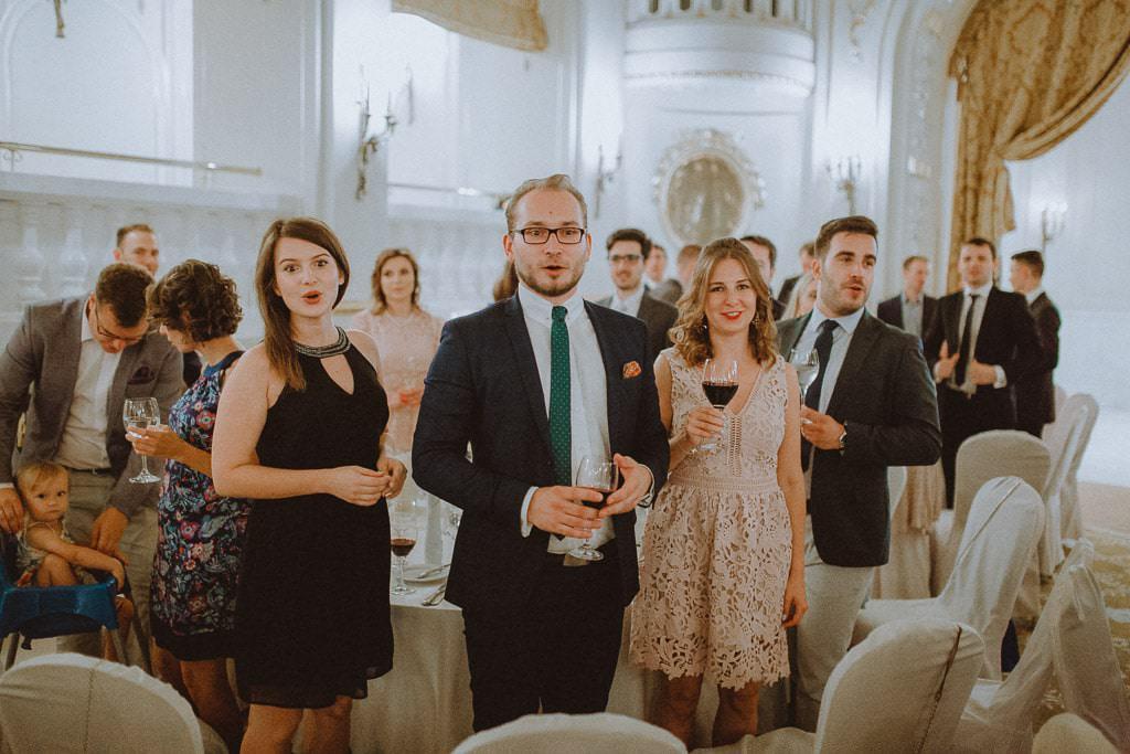 K + S, dzień ślubu, Hotel Polonia, Kościół św Stanisława BiM parafii Wojciecha 235