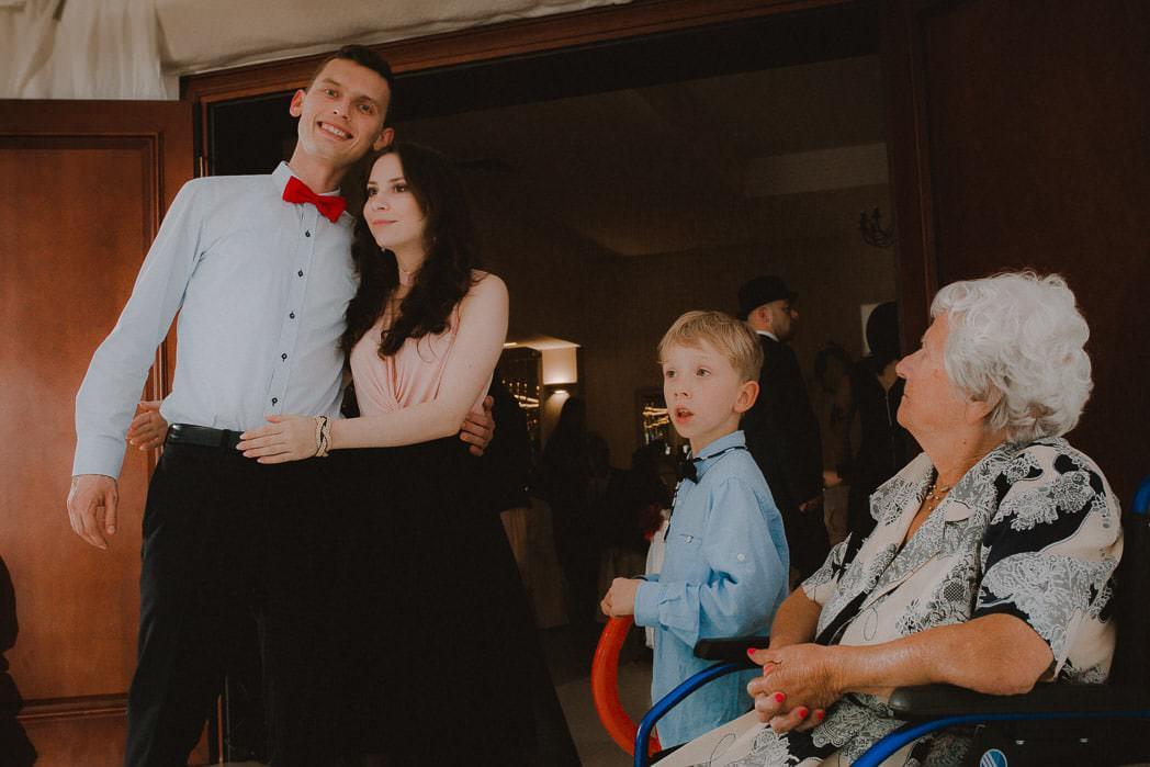 Ewa i Bartek, ślub słowiański, Art Impression House 120