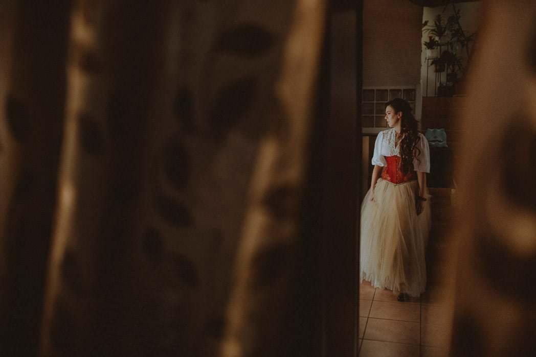Ewa i Bartek, ślub słowiański, Art Impression House 17