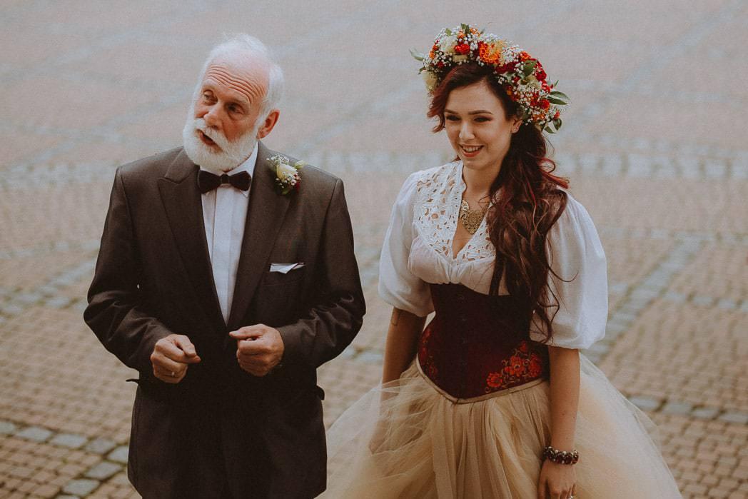 Ewa i Bartek, ślub słowiański, Art Impression House 31