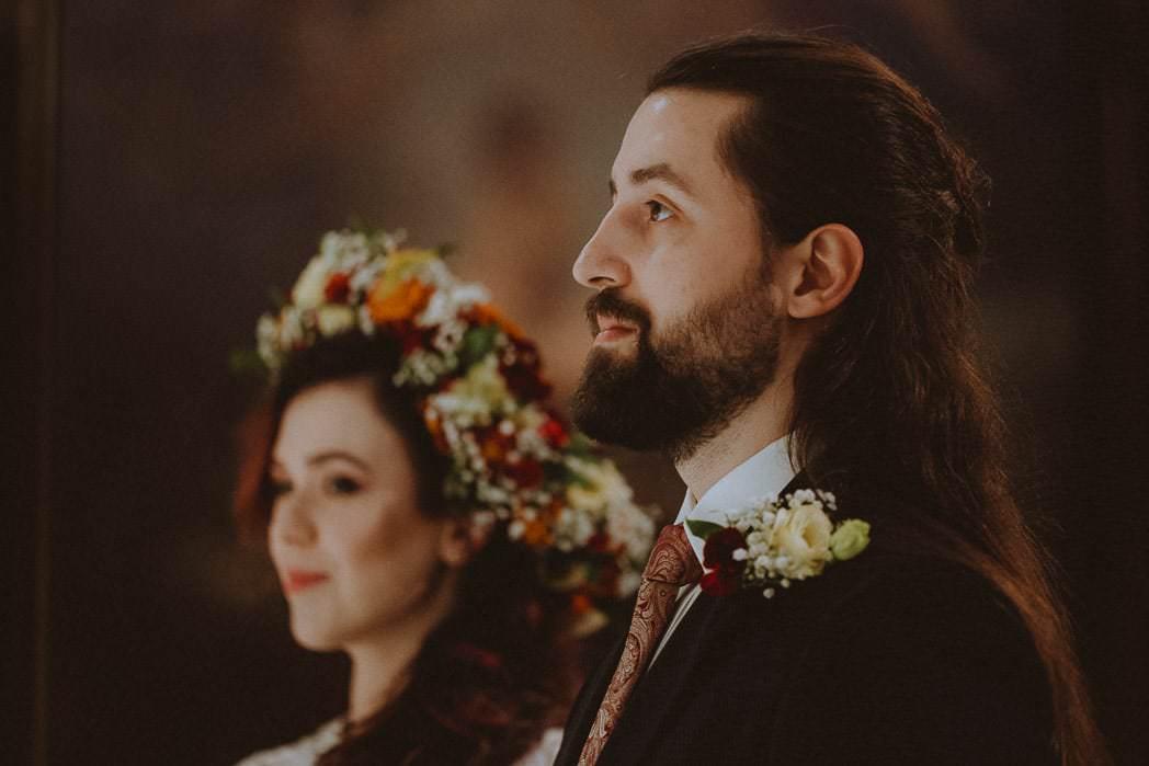Ewa i Bartek, ślub słowiański, Art Impression House 39