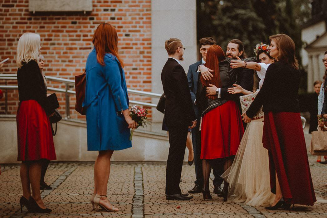 Ewa i Bartek, ślub słowiański, Art Impression House 67