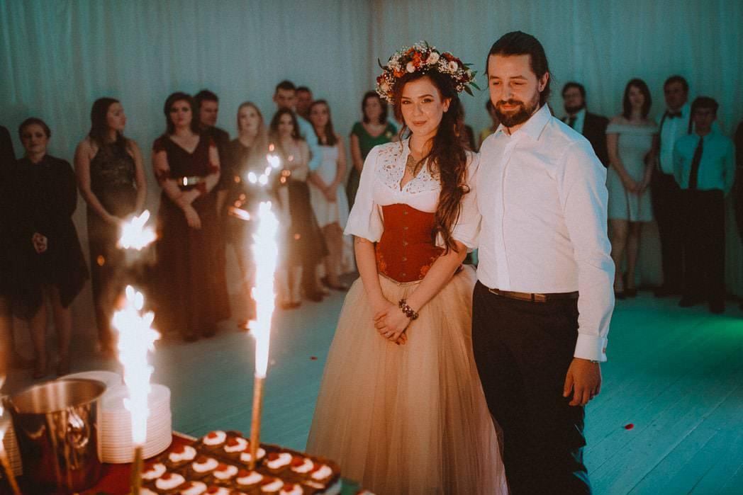 Ewa i Bartek, ślub słowiański, Art Impression House 85