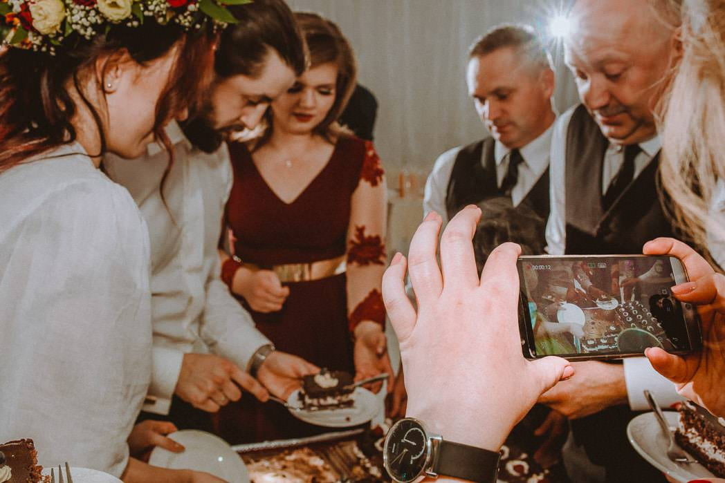 Ewa i Bartek, ślub słowiański, Art Impression House 88