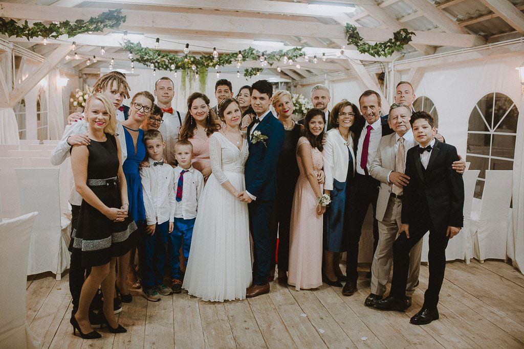 Klaudia i Stefano, plenerowy ślub ekumeniczny, Złotopolska Dolina 98