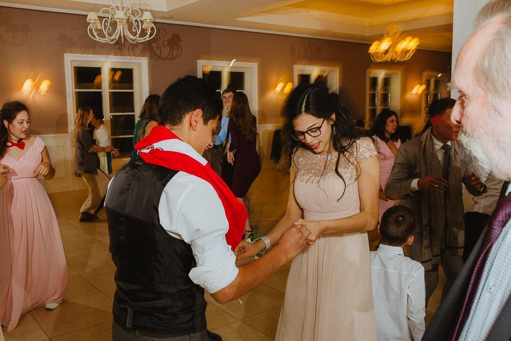 Klaudia i Stefano, plenerowy ślub ekumeniczny, Złotopolska Dolina 106