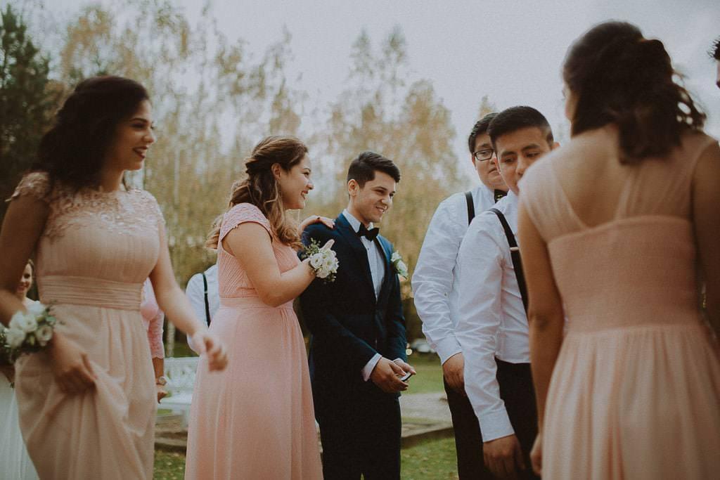 Klaudia i Stefano, plenerowy ślub ekumeniczny, Złotopolska Dolina 46