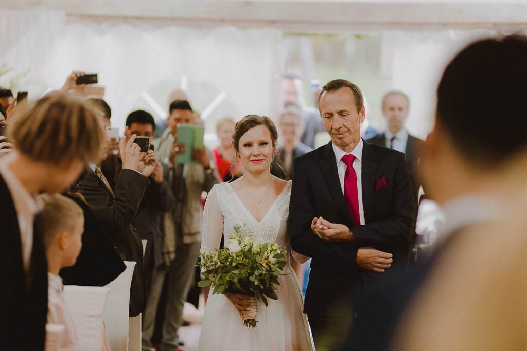 Klaudia i Stefano, plenerowy ślub ekumeniczny, Złotopolska Dolina 52