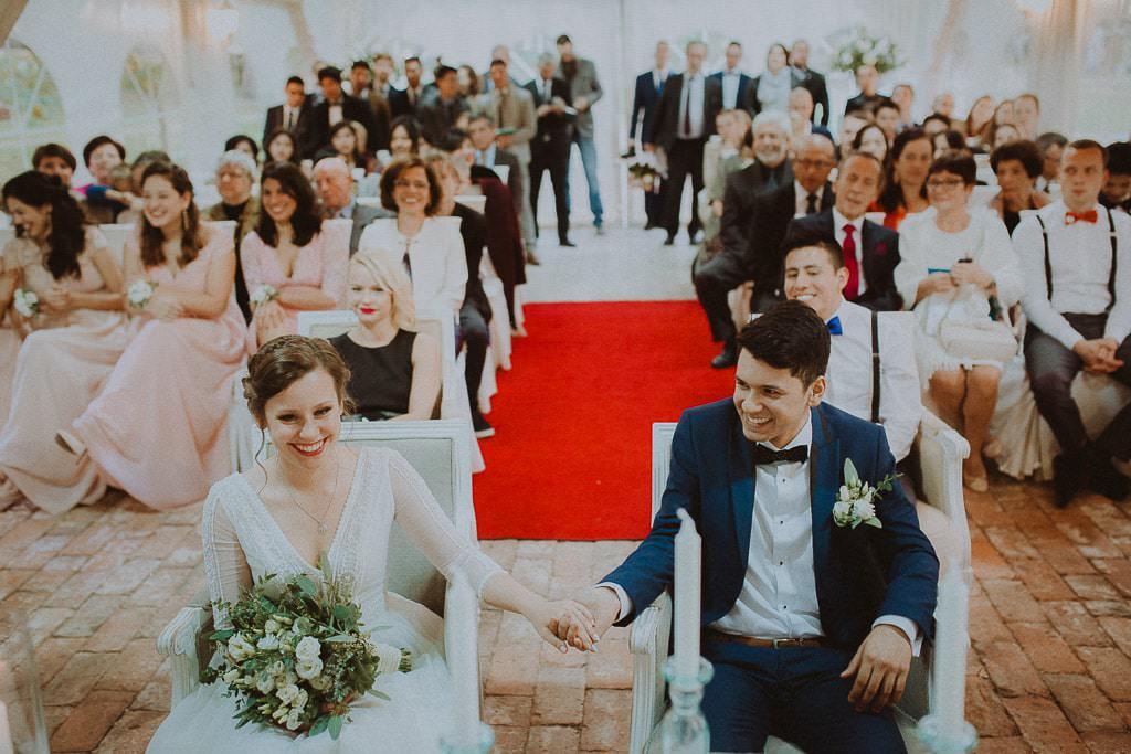 Klaudia i Stefano, plenerowy ślub ekumeniczny, Złotopolska Dolina 59