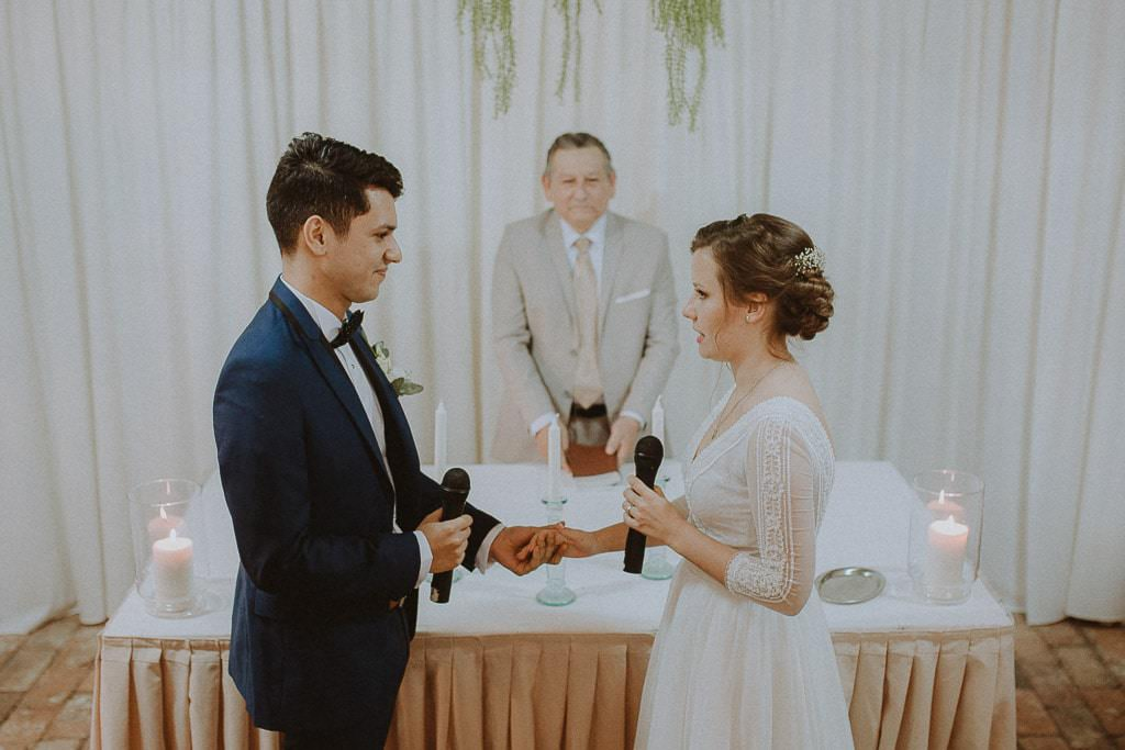 Klaudia i Stefano, plenerowy ślub ekumeniczny, Złotopolska Dolina 64
