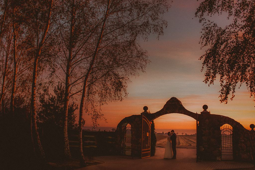 Klaudia i Stefano, plenerowy ślub ekumeniczny, Złotopolska Dolina 88