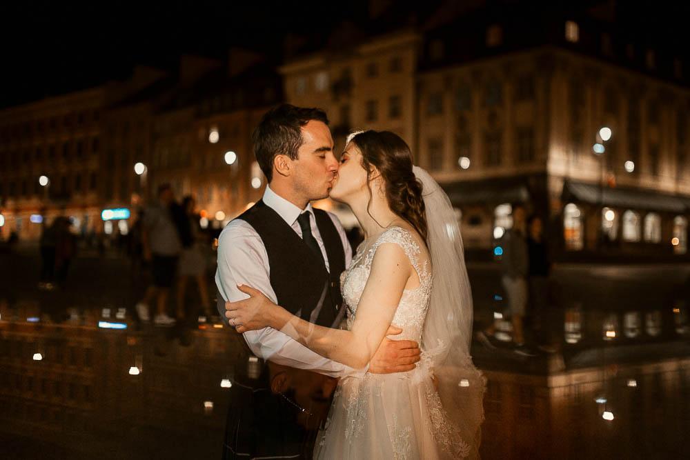 Bernadetta i Alexander ślub i wesele na Starym Mieście & Centralna Biblioteka Rolnicza 163