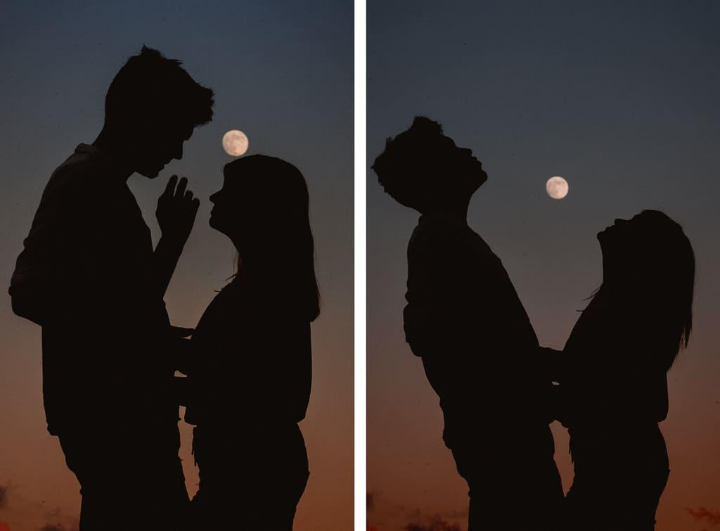 wycie do księżyca