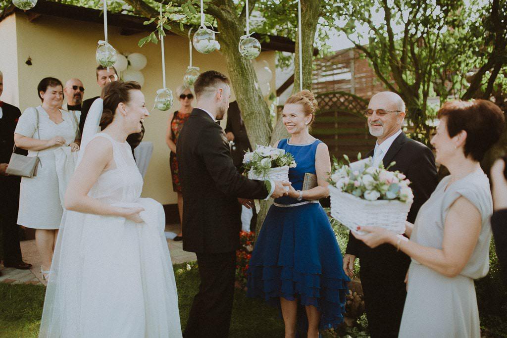 Marta i Tomasz - rustykalny ślub z aniołami, Kalisz 29
