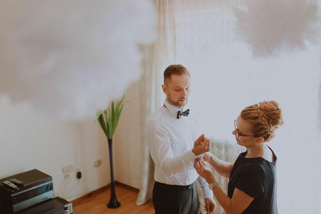 Marta i Tomasz - rustykalny ślub z aniołami, Kalisz 3
