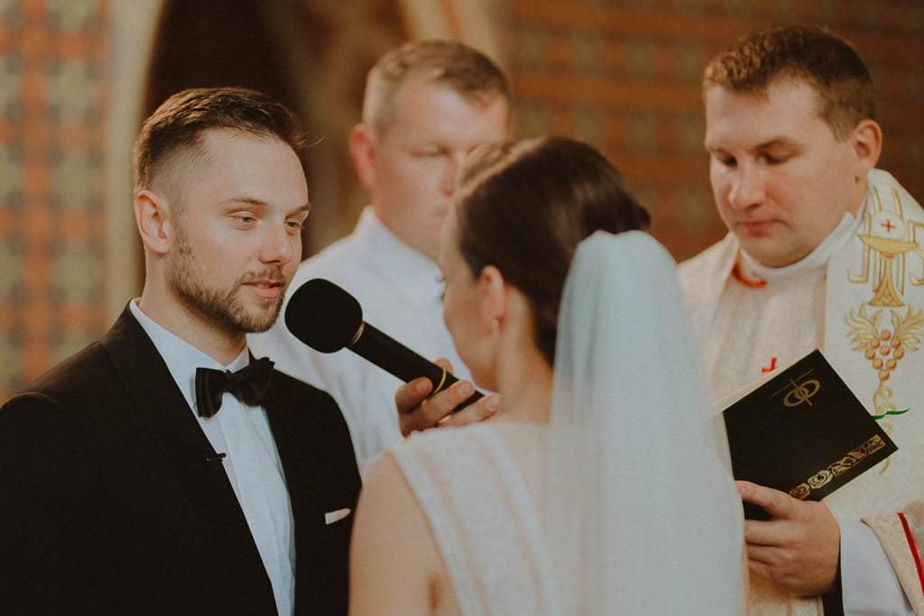 Marta i Tomasz - rustykalny ślub z aniołami, Kalisz 39