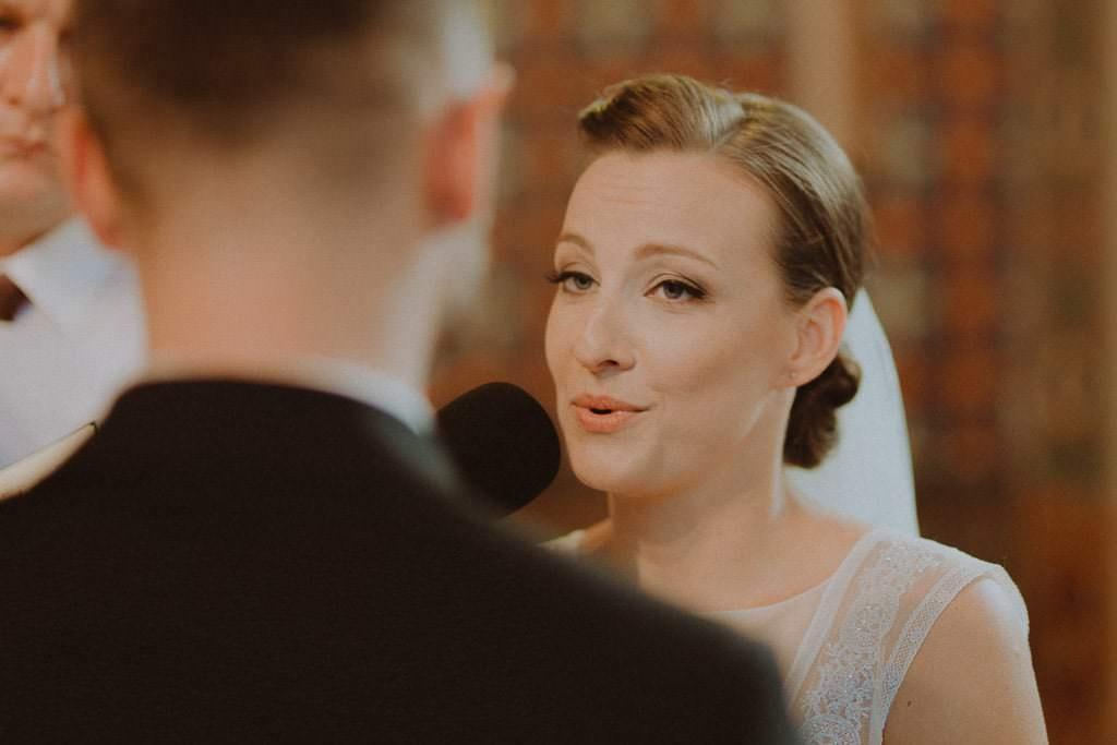 Marta i Tomasz - rustykalny ślub z aniołami, Kalisz 40
