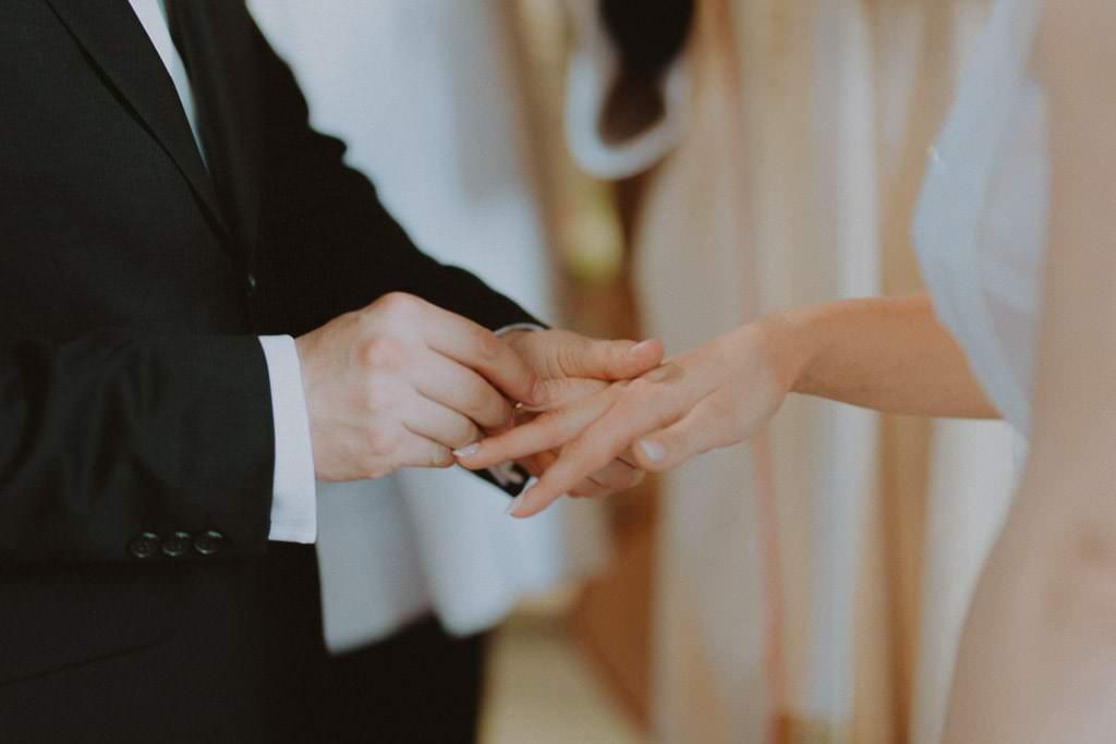 Marta i Tomasz - rustykalny ślub z aniołami, Kalisz 41