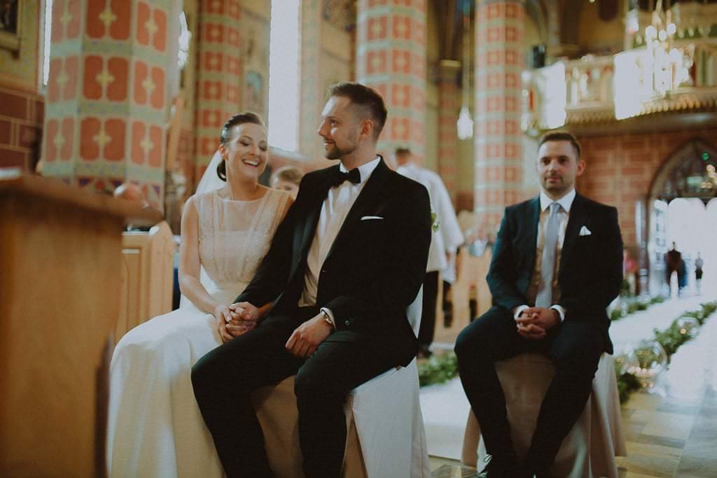 Marta i Tomasz - rustykalny ślub z aniołami, Kalisz 44