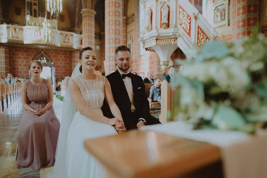 Marta i Tomasz - rustykalny ślub z aniołami, Kalisz 47
