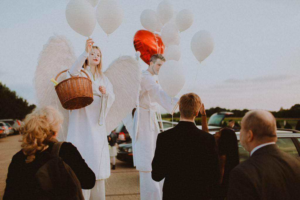 Marta i Tomasz - rustykalny ślub z aniołami, Kalisz 52