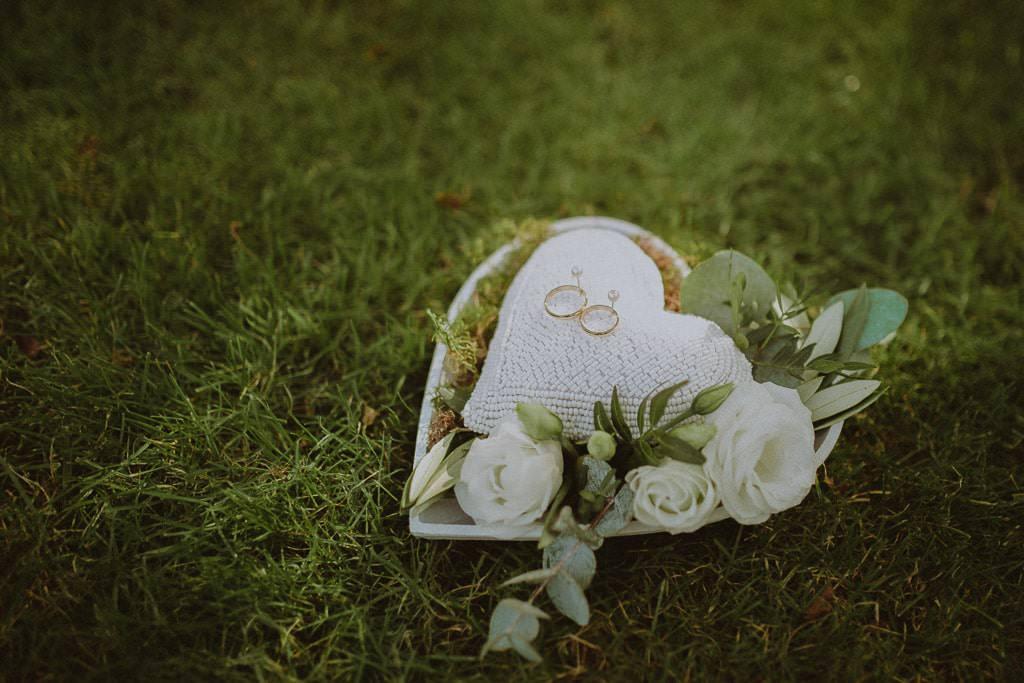 Marta i Tomasz - rustykalny ślub z aniołami, Kalisz 7