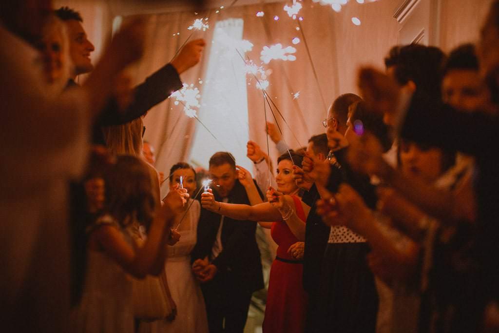 Marta i Tomasz - rustykalny ślub z aniołami, Kalisz 83