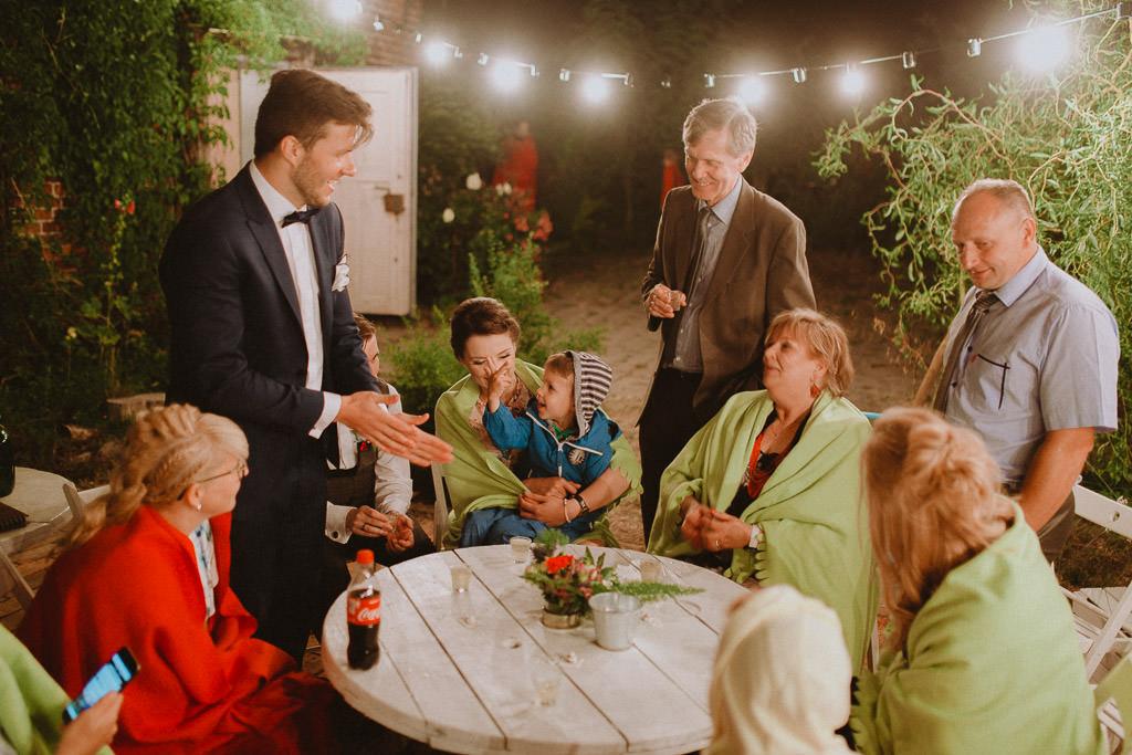 Natalia i Miłosz – plenerowy ślub humanistyczny, Młyn Kowalewko 94