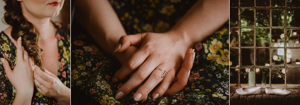 Natalia i Miłosz – plenerowy ślub humanistyczny, Młyn Kowalewko 10