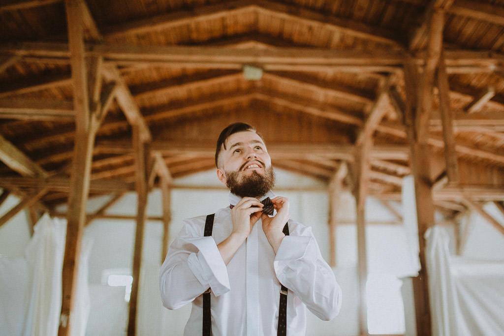 Natalia i Miłosz – plenerowy ślub humanistyczny, Młyn Kowalewko 15