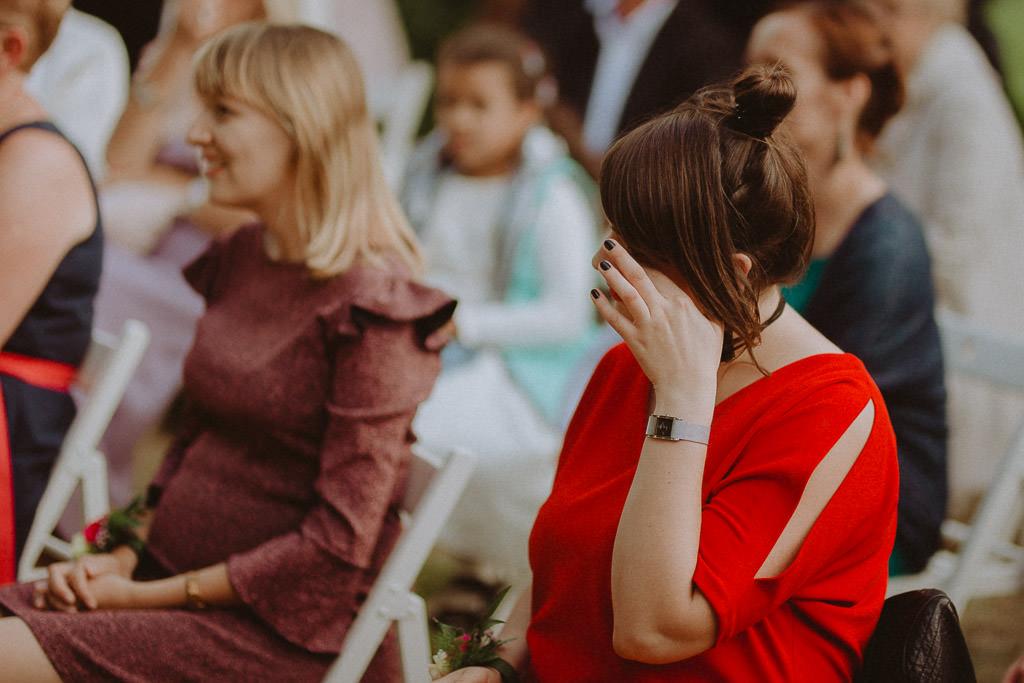 Natalia i Miłosz – plenerowy ślub humanistyczny, Młyn Kowalewko 38