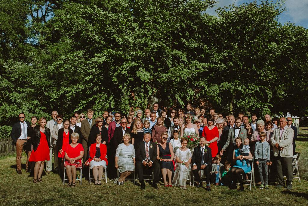 Natalia i Miłosz – plenerowy ślub humanistyczny, Młyn Kowalewko 42