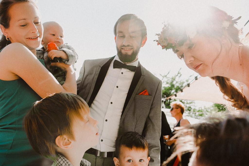 Natalia i Miłosz – plenerowy ślub humanistyczny, Młyn Kowalewko 52