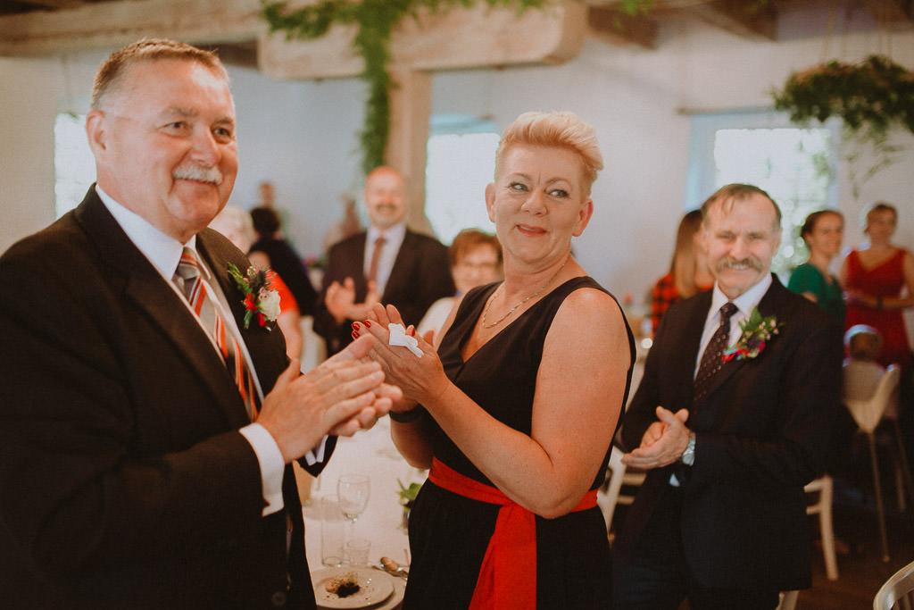 Natalia i Miłosz – plenerowy ślub humanistyczny, Młyn Kowalewko 56