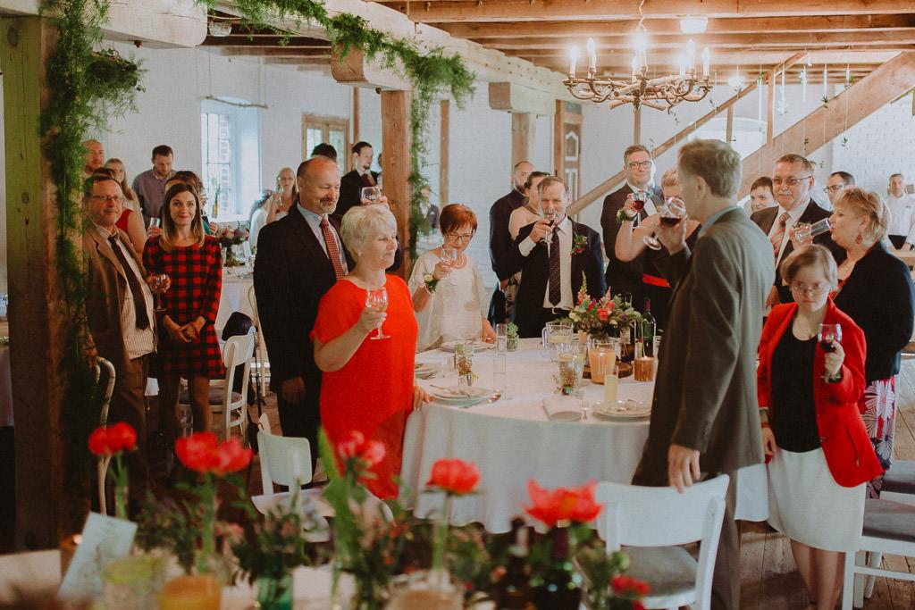 Natalia i Miłosz – plenerowy ślub humanistyczny, Młyn Kowalewko 57
