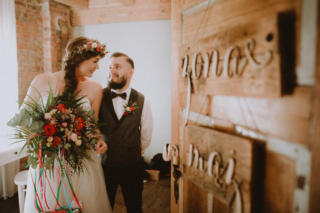 Natalia i Miłosz – plenerowy ślub humanistyczny, Młyn Kowalewko 60
