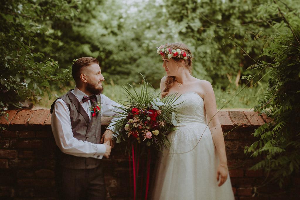 Natalia i Miłosz – plenerowy ślub humanistyczny, Młyn Kowalewko 61