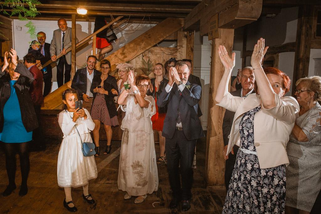 Natalia i Miłosz – plenerowy ślub humanistyczny, Młyn Kowalewko 72